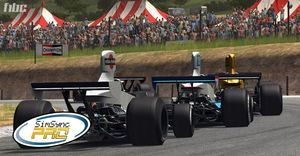 F1BC announces partnership with SimSync to manage its sims contents