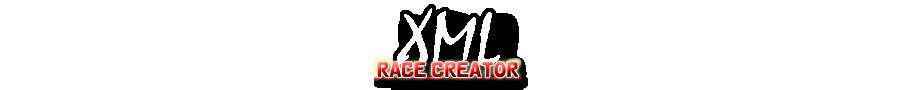 raceXMLCreator 1.5